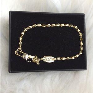Arkano-18k solid gold Unisex Bracelet